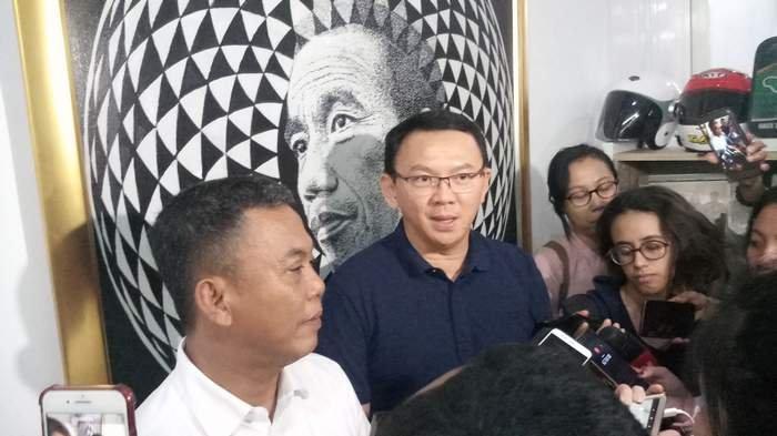 Setelah Putusan MK, Ahok sampaikan Pesan Khusus untuk KH Maruf Amin dan Jokowi, Sebut Rekonsiliasi