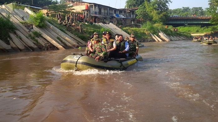 Pemkot Jaksel Akan Kelola Air di Kali Ciliwung