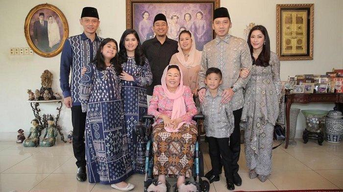 Ini Pesan Istri Gus Dur kepada AHY dan Ibas Setelah Ditinggalkan Ani Yudhoyono