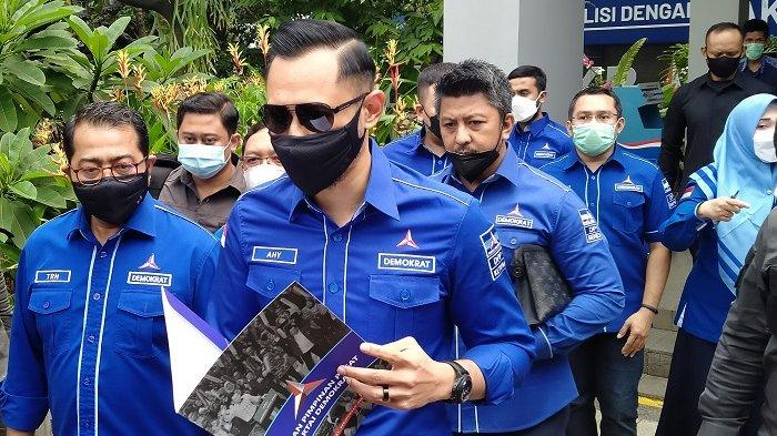 Tolak Kudeta AHY, Ini InstruksiKetua Partai Demokrat Kabupaten Bogor