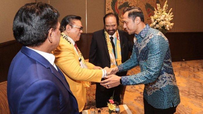 Begini Penampilan Baru AHY Setelah Gagal Jadi Menteri Jokowi
