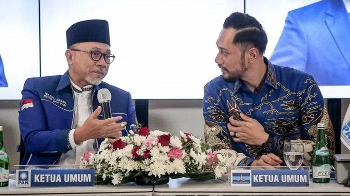 Ramai KLB Sibolangit, Hasbullah Rahmad Doakan Ketum PAN, Zulkifli Hasan Tuliskan Pesan Menyentuh