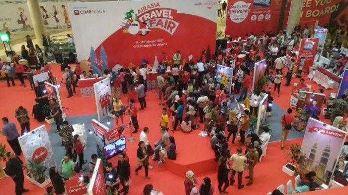 Berburu Tiket Murah di Air Asia Travel Fair