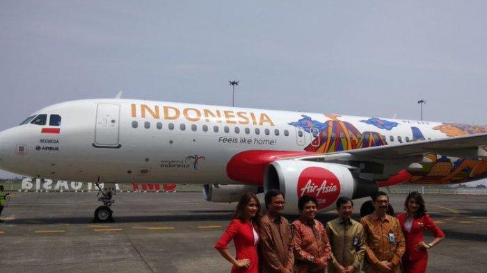 WiFi dalam Penerbangan Air Asia Tidak Gratis