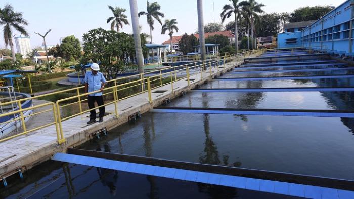 PAM Jaya Jual Air Minum Harga Mencekik, demi Aetra dan Palyja