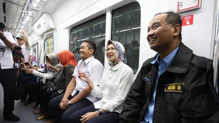 Tarif MRT dan LRT Belum Kunjung Ditetapkan, YLKI: Hitung Kemampuan Bayar Konsumen
