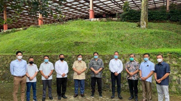 Pilpres 2024 Seolah Sudah Dekat, Pertemuan Airlangga Hartarto-Prabowo Bukan Pertemuan Biasa