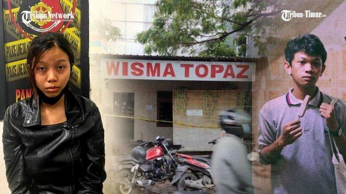 Tersangka Pembunuh Selebgram Makassar Ari Pratama Mengaku Sudah Sering Berhubungan Badan