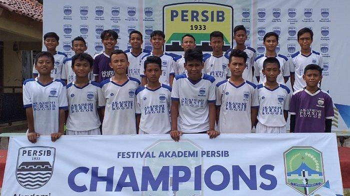 Dodi Irwan Suparno: Akademi Persib Bandung Kota Bogor Harus Giat Berlatih