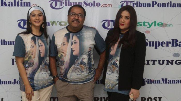 Mengapa Rano Karno Tertekan dan Berhenti Menuliskan Cerita Lanjutan Film Akhir Kisah Cinta Si Doel?