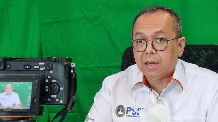 Direktur Utama PT LIB Akhmad Hadian Lukita