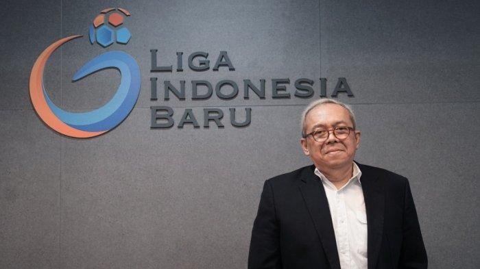 Akhmad Hadian Lukita terpilih menjadi Direktur Utama PT Liga Indonesia Baru (LIB) menggantikan Cucu Somantri yang mengundurkan diri
