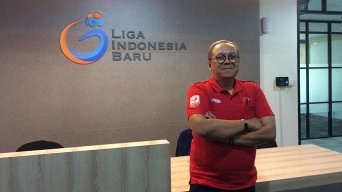 Dirut PT LIB Akhmad Hadian Lukita Optimistis Pihak Kepolisian Bakal Keluarkan Surat Izin Kompetisi