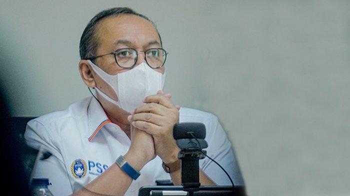 PPKM Diperpanjang, Dirut PT LIB Akhmad Hadian Lukita Tegaskan Liga 1 Masih Sesuai Rencana 20 Agustus