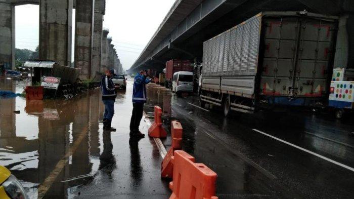 Daftar Tol yang Terendam Banjir, Mulai dari Jagorawi, Cikampek, hingga Tol Dalam Kota