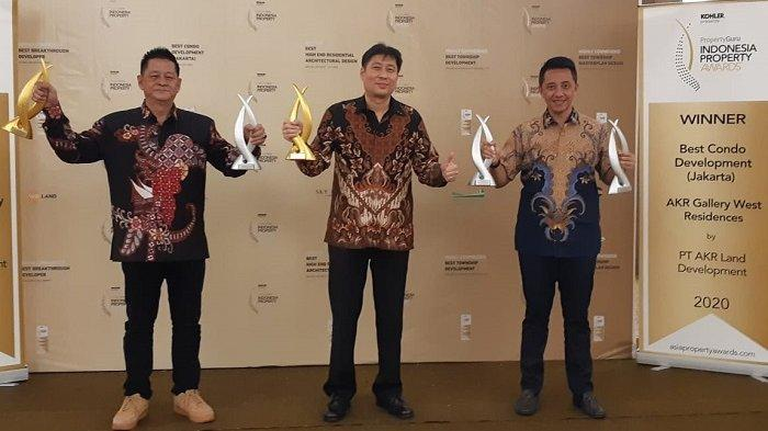 Inovasi Produk Sesuai Kebutuhan Pasar, AKR Land Development Raih Lima Penghargaan IPA 2020