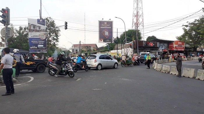 Akses Jalan Baru Underpass Sisi Barat Kota Bekasi Dibuka, Kondisi Arus Kendaraan Jadi Terkendali