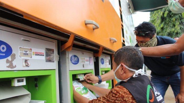 Peduli Terhadap Tenaga Medis, ACT Bogor Bagikan Pangan Gratis di RSUD Kota Bogor
