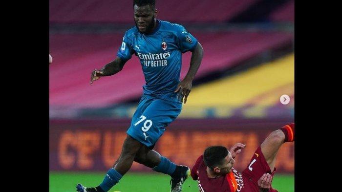 Franck Kessie Mau Jadi Presiden Seumur Hidup di AC Milan, Tolak Rayuan Bos Liverpool