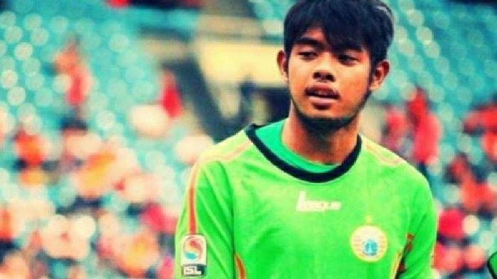 Kiper Potensial Persija Ceritakan Momen Debut Spesial di Sepak Bola Indonesia
