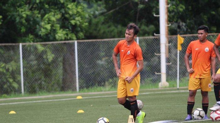 Dipanggil TC Timnas U-19, Pemain Muda Berbakat Persija Siap Rebut Hati Shin Tae-yong