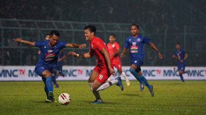 Sergio Farias Puas dengan Performa Pemain Muda Persija SaatTahan Imbang Arema FC
