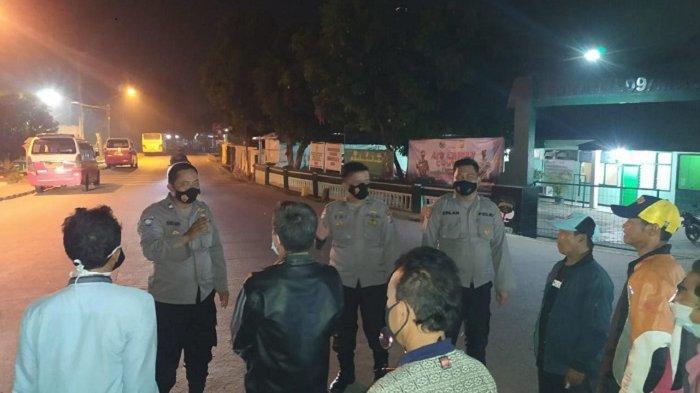 Basmi Preman di Tangerang,  Polresta Tangerang Amankan 34 Orang  saat Razia Preman