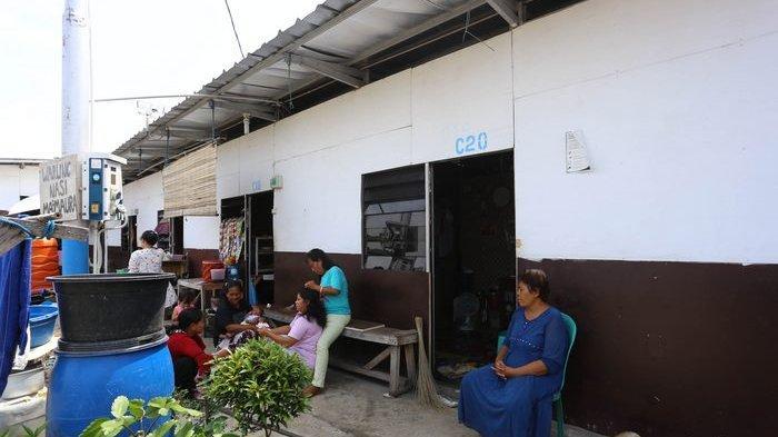 BERITA FOTO: Begini Penampakan Aktivitas Warga di Kampung Akuarium