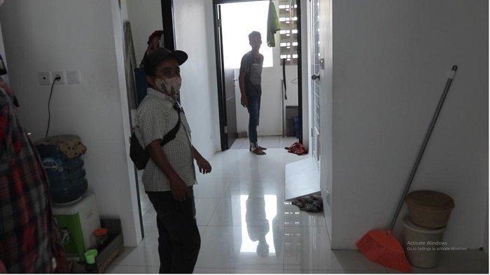 Hunian Khusus Disabilitas di Kampung Susun Akuarium Daun Pintunya Lebih Lebar