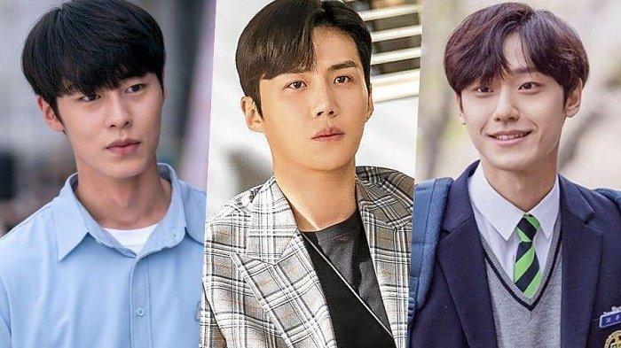 7 Aktor Drama Korea Naik Daun Tahun 2020, Dari Pendatang Baru hingga Menjadi Bintang Top