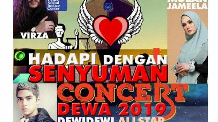 Al Ghazali Bantah Acara untuk Dhani di Surabaya Buat Bantu Keuangan Ayahnya