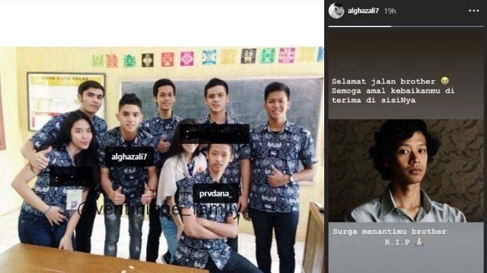 Al Ghazali pun Berduka, Anak yang Dibakar Dalam Mobil di Sukabumi Ternyata Temannya, Simak Curhatnya