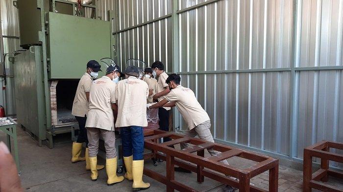Demi Melawan Kartel Kremasi Jenazah Covid-19 di Jakarta, Alat Ini Batal Diangkut ke Pekanbaru