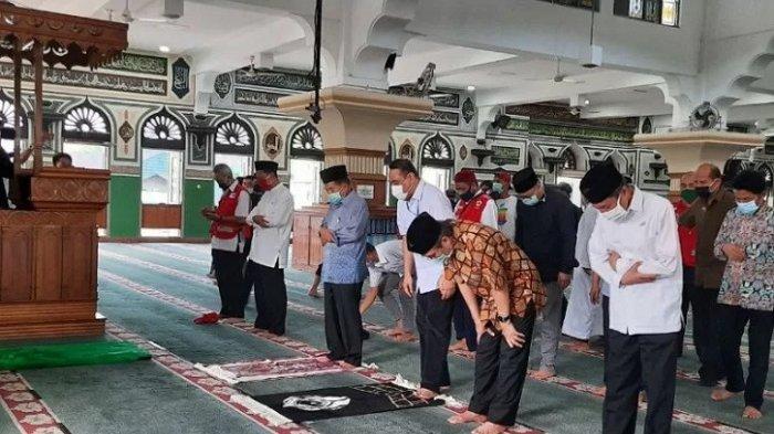 Hari Ini Masjid Al-Azhar Siap Gelar Salat Jumat Perdana pada PSBB Transisi