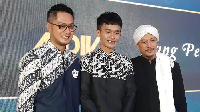 Aldiv Nyanyikan Sang Pengasih Ciptaan Opick, Syuting Klip Dilakukan di Masjid Istiqlal Usai Renovasi