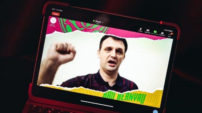 Aleksandar Stefanovski menjadi pelatih tim Bali United Basketball dan pasang target BUB menjadi kekuatan baru di level nasional