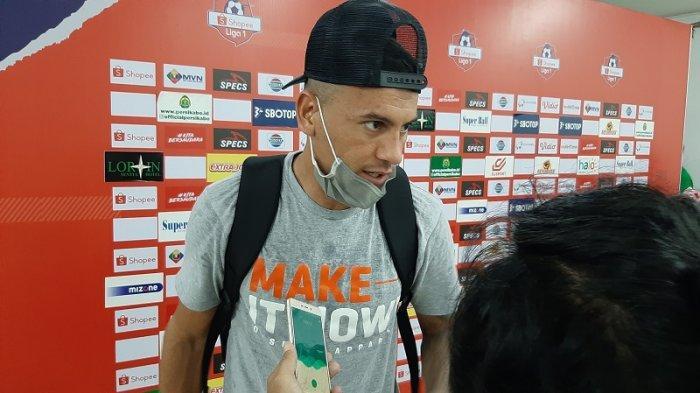 Alex Dos Santos Goncalves Beberkan Rahasia Kemenangan PS Tira Persikabo Atas Persita Tangerang