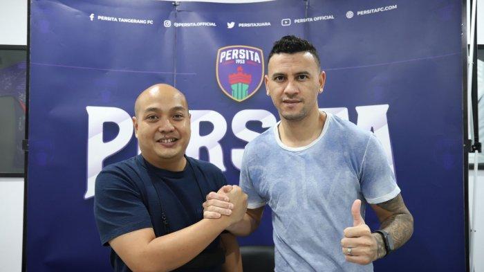 Alex Goncalves Merapat ke Tangerang, Persita Ingin Pemain Brasil Ini Tunjukkan Taringnya di Liga 1