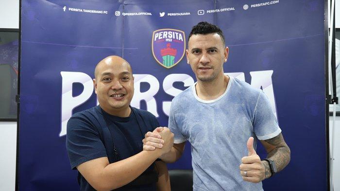 Preview Persipura Jayapura vs Persita Tangerang, Pendekar Cisadane Harapkan Tuah dari Alex Goncalves