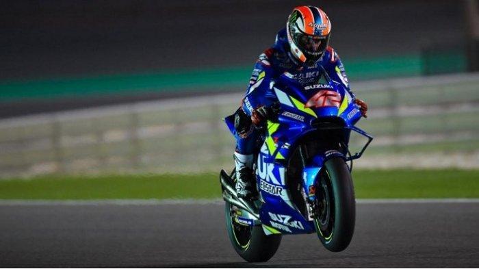 Hasil Lengkap di Hari Kedua Tes Pramusim MotoGP di Sirkuit Losail Qatar, Alex Rins Tercepat