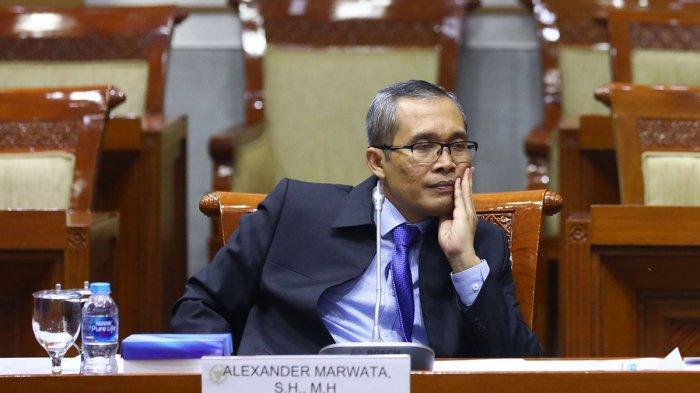 Terungkap Alasan DPR Pilih Kembali Alaxander Marwata, untuk Dukung Firli Bahuri Benahi Internal KPK?