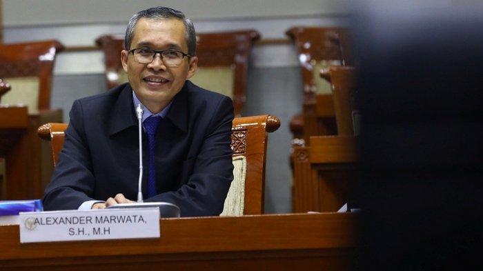 Alexander Marwata Bikin Sejarah Baru di KPK, Sempat Sebut Hanya Orang Bodoh yang Kena OTT