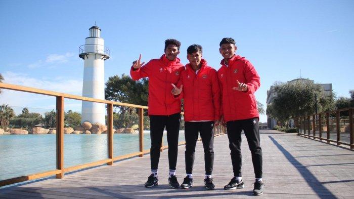 Tiga Pemain Muda Persija Jakarta Ini Dapat Ilmu Selama TC di Negeri Matador