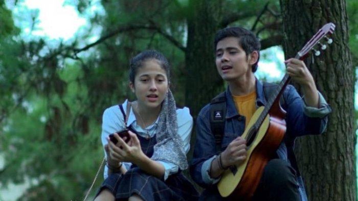 Sitha Marino dan Aliando Syarief di sinetrom Keajaiban Cinta.
