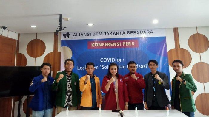 Aliansi BEM Jakarta Bersuara Nilai Fasilitas Hotel Bintang Lima Untuk Tenaga Medis Berlebihan