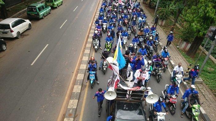 Buruh Bakal Gelar Demonstrasi Akbar Lagi pada 1 November, Sekaligus Gugat UU Cipta Kerja ke MK