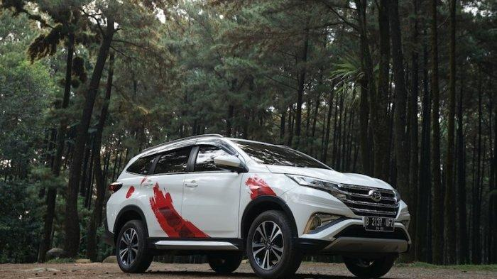All New Daihatsu Terios Tambahkan Fitur Keamanan dan Kenyamanan Bagi Pengendara