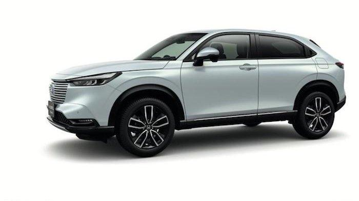 Honda Luncurkan All New HRV dengan Mesin Hybrid Ditambah Eksterior yang Makin Gagah