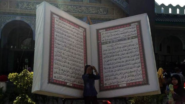 Nuzulul Quran Diperingati Agar Alquran Dipahami dan Direnungkah untuk Petunjuk Hidup