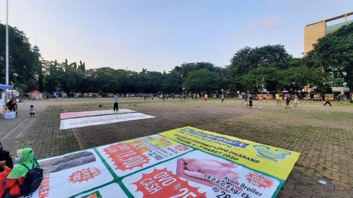 Revitalisasi Alun-alun Kota Bekasi Dibagi 3 Tahap, Tahap 1 Akhir Juni Ini Telan Dana Rp 14,8 Miliar